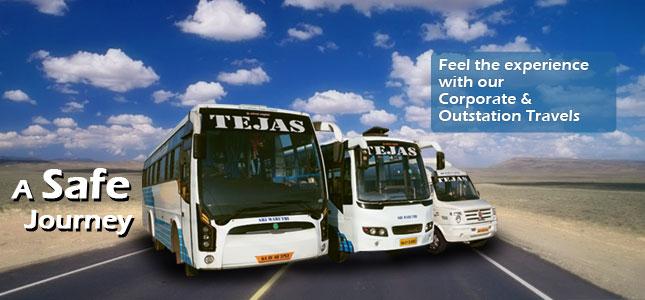 Tejas Corporate Travels