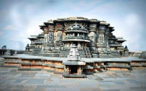 Weekend trip to belur halebeedu from bangalore