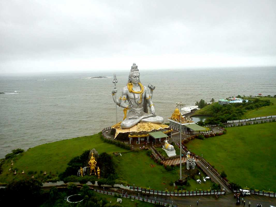 Murudeshwar_temple