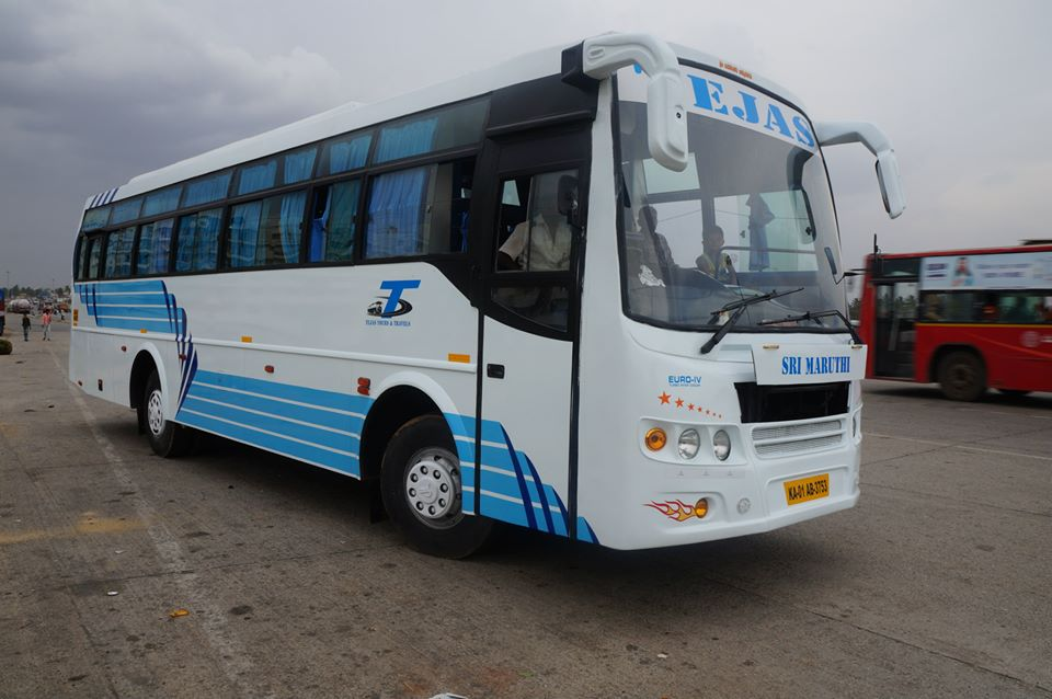 50 seater bus hire bangalore