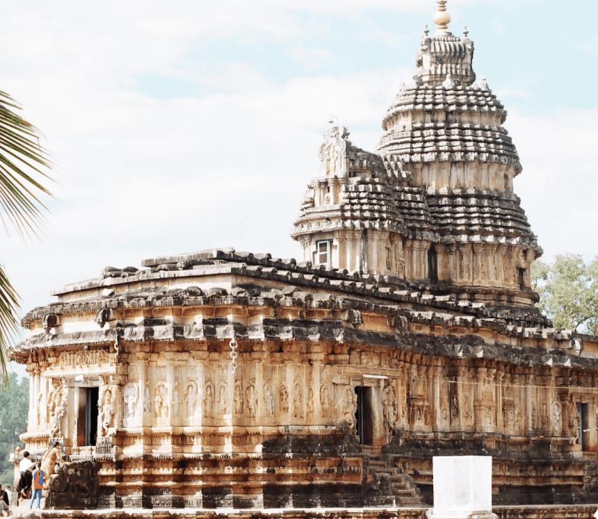 Vidya Shankara Temple