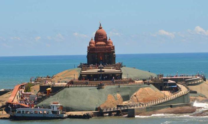 Vivekananda Rock Memorial & Saint Thiruvalluvar Statue