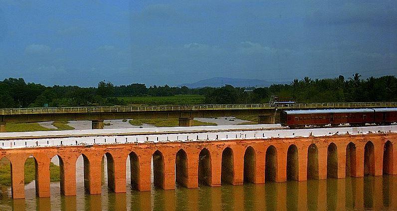 Oldest Railway Bridge in India
