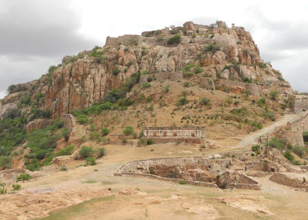 The Penukonda Fort