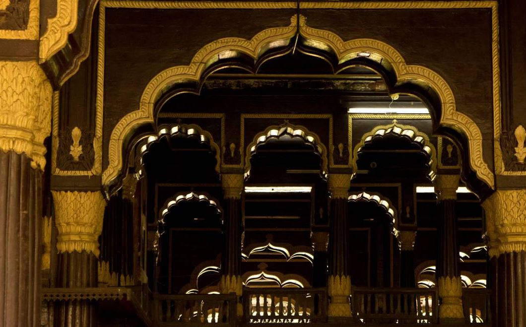 Tipu Sultan�s Summer Palace
