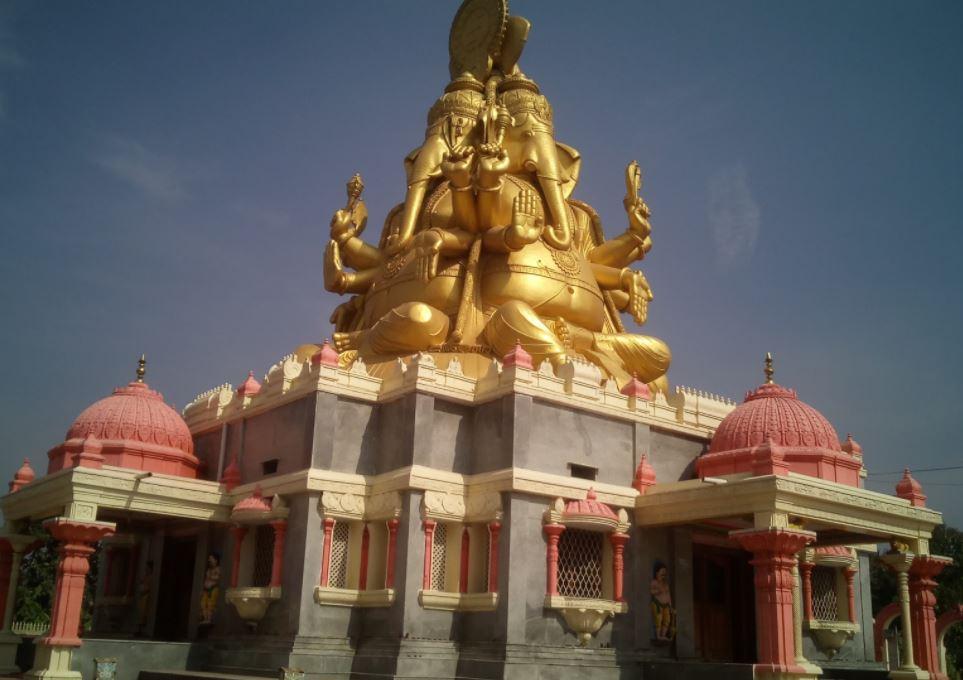 Punchamukhi Ganesha Temple