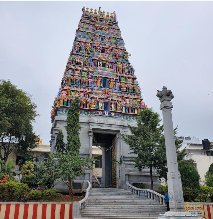 Sree Varaprada Venkateshwara Devagiri Temple