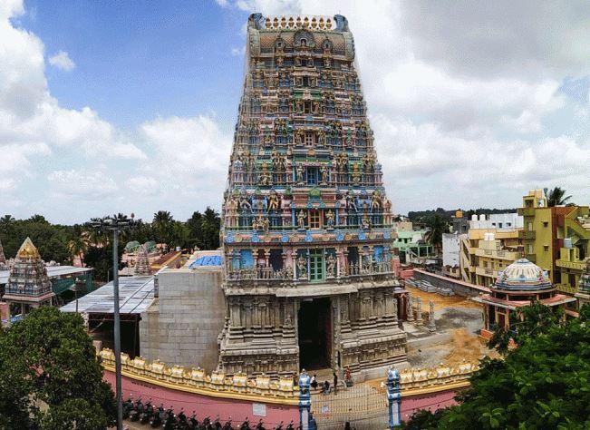 Sri Rajarajeshwari Temple